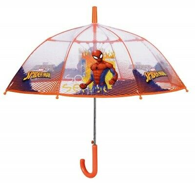 Ombrello SPIDERMAN in PVC - SPIDEERMAN  baby umbrella