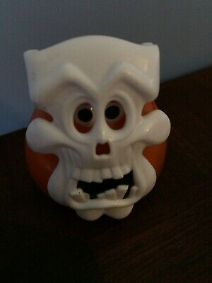 McDonald's HAPPY MEAL HALLOWEEN CANDY DISPENSERS 1998 chicken nugget   WS 12