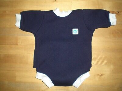 Splash About Baby Snug Swim Wetsuit - Boys Large Approx 3-6 Months  *Superb*