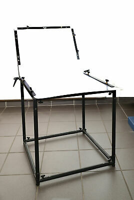 Calumet RM1018 Portable Product Table  600 x 600 Shooting Surface Exc. Condition