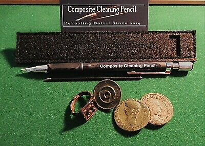 Metal Detector / Metal Detecting. /  Composite Cleaning Pencil.