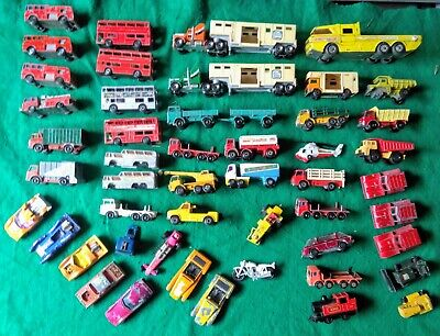 Matchbox Regular Superfast Vintage Toys Convoy Bastler Konvolut Super Kings Auto