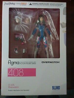 new authentic GOODSMILE MAXFACTORY Figma 438 McCree Overwatch *FREE SHIP USA