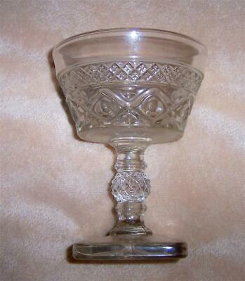 """Imperial CAPE COD 4 5/8"""" Footed Cocktail or Liquor Glass Goblet 3 Available"""