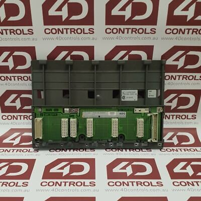 AS-HDTA-200 | Modicon | AEG | 5 Slot | Primary PLC Rack - Used