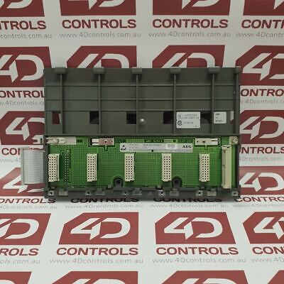 AS-HDTA-201 (DTA 201) | Modicon | AEG | Secondary Subrack | 5 Slots - Used