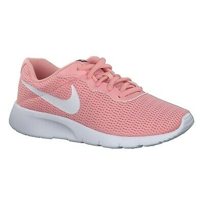 factory price hot product top fashion NIKE TANJUN GS Kid's Youth Bleached Coral Running Shoes ...