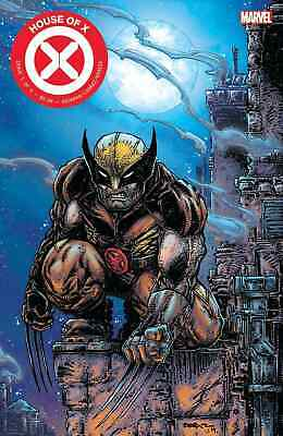 House Of X 1 2919 Kevin Eastman Clover Press Variant Variant Nm
