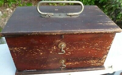 Vintage J.H. BUNNELL NO. 4 D.D. HOME MEDICAL APPARATUS:  Battery: QUACK