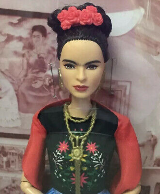 Barbie - Inspiring Women - FRIDA KAHLO - Limited Edition DOLL - NEW & IN STOCK !