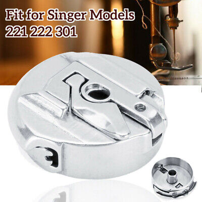 #45750 Bobbin Case For Featherweight 221 222 301 Sewing Machine Replacement Tool