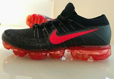 Nike Air VaporMax Be True Flyknit Mens Running Shoes size 11US 45EUR