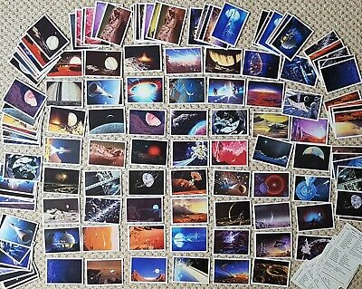 Huge Collection Spacescapes Sci-Fi Space Scapes 1993 Trading Cards Job Lot