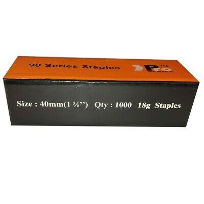 90 Type Staples 1000 x 40mm