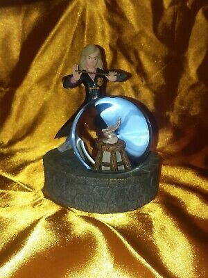 2001 Harry Potter Musical Waterball Hermione, Wand & Feather