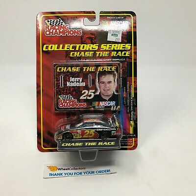 #92  Jerry Nadeau 25 * Nascar Racing Champions Chase The Race * HG54