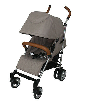 Babyco Buggy Stroller Pushchair- Sigma with Footmuff , Changing Bag ,Raincover