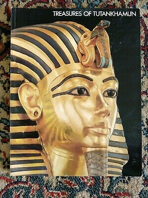 Treasures Of Tutankhamun King Tut Program Museum Of Art 1976