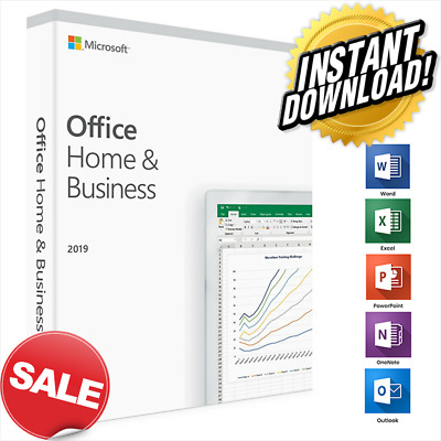 Microsoft Office for Mac Standard 2019 | Lifetime | Instant Delivery