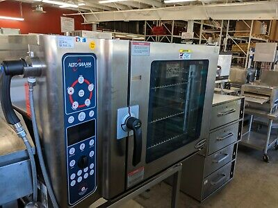 Alto-Shaam Combitherm Oven with Stand, 7.14 ESI/SK