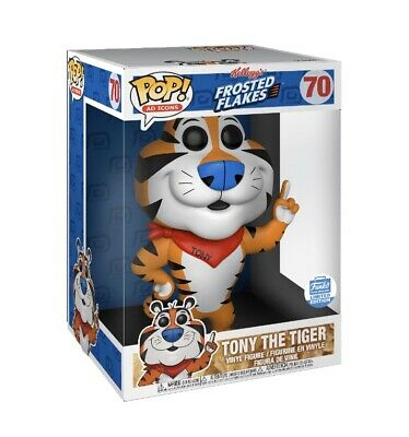 Tony the Tiger Ad Icons Funko Pop! 10 Inch Limited Edition