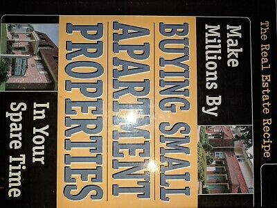 Real Estate Investing Lot Large Variety of topics lot of 6