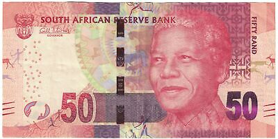 [#605406] Banknote, South Africa, 50 Rand, 2012, Undated (2012), KM:135