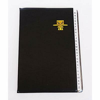 ADC Personal Phone And Address Book Large Size 5 Inch X 7 Telephone Message Pads