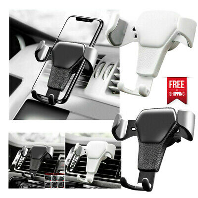 Universal Car Air Vent Mount Phone Holder Cradle Mount Stand for iPhone Samsung