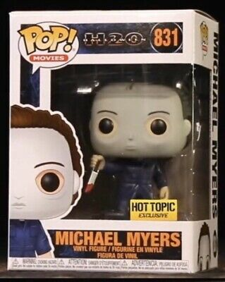 PREORDER Funko Pop Movies Halloween H2O MICHAEL MYERS Hot Topic Exclusive #831