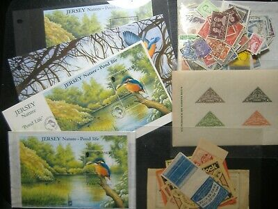 small job lot of stamps, packets etc