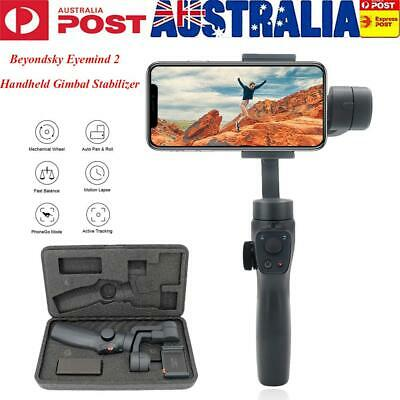 Beyondsky 3-Axis Handheld Gimbal Stabilizer For iPhone Samsung Note 8/S8 Camera