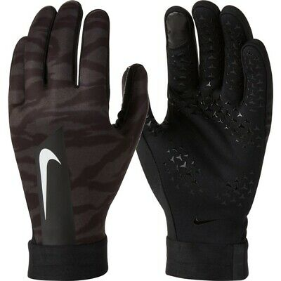 Football Sport Gloves Nike Academy Hyperwarm GS3900010 size M Black