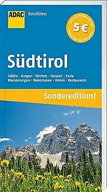 ADAC Reiseführer Südtirol (Sonderedition): Bozen... | Book | condition very good