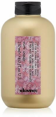 Davines More Inside This Is A Curl Building Serum (For Flexibl 250ml/8.45oz