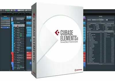 Steinberg Cubase Elements 8 For MAC ✅Full Version & Fast eDelivery ✅