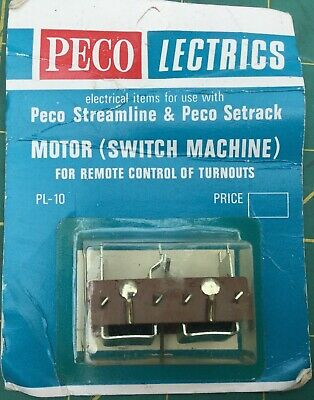 Peco Lectrics - PL-10 - Turnout Motor (Switch machine)
