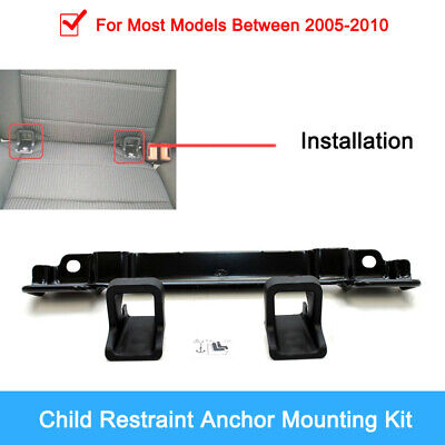 1357238 Child Restraint Anchor Mounting Kit For Ford Focus 2005-2010 IsoFix