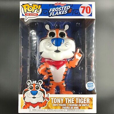 Funko Pop! Ad Icons: Frosted Flakes Tony the Tiger 10 Inch Shop Exclusive Figure