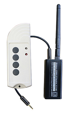 RADIO REMOTE – MICRO (FOR TINY S) ITEM # TF-1810 Look Solutions