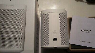 Sonos One (Gen2) Voice Controlled Smart Speaker