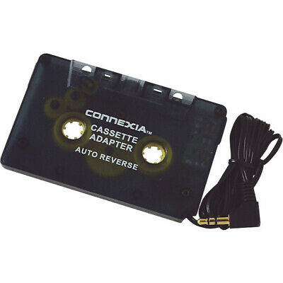 20% OFF** 55528 CONNEXIA Cassette Player Adaptor Auto Reverse CD/Mp3/DVD