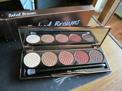 DOSE OF COLORS Eyeshadow Palette- Baked Browns New In Box AUTHENTIC