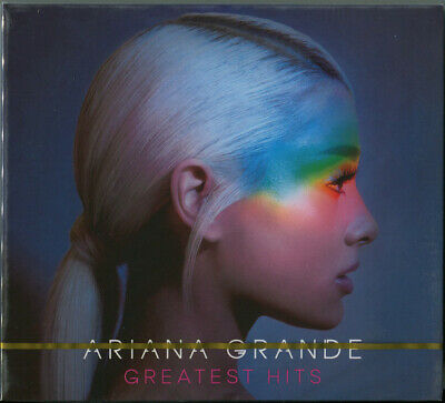 ARIANA GRANDE 44 GREATEST HITS Collection 2 CD