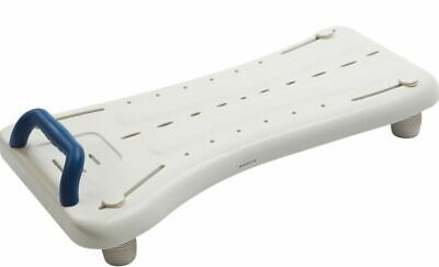 Bath Board Adjustable Seat Bench with Grab Handle 110kg NEW