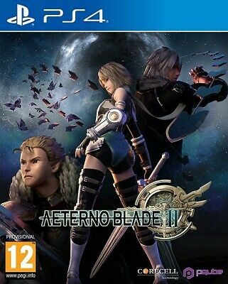 PS4 Aeterno Blade 2