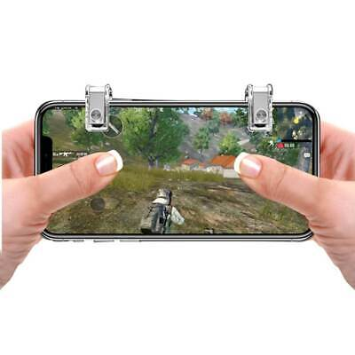 HOT Gaming Trigger Phone Game PUBG Mobile Controller Gamepad for Android IOS CU