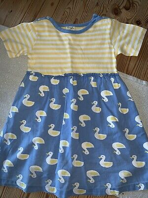 Frugi Duck Dress 18-24 Months GUC