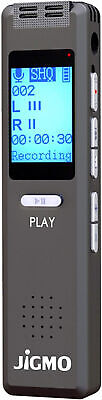 Best Voice Activated Recorder Device for Clear Audio Recording in Meetings,...