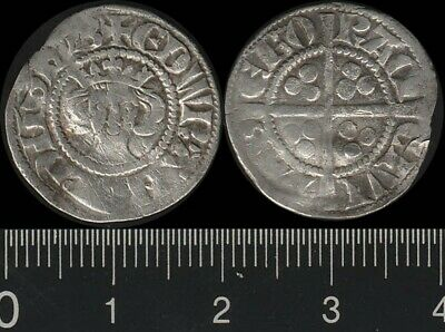 Great Britain: 1272-1307 1d King Edward I One Penny